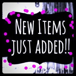 New Items!